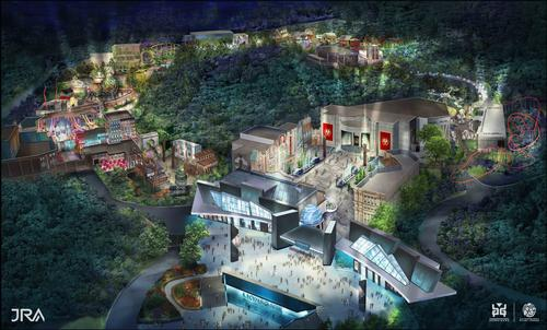 JRA to Plan, Design, and Realize Lionsgate Movie World
