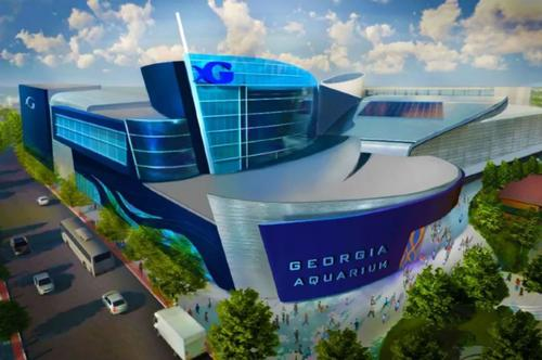Visuals released for Georgia Aquarium's $100M expansion