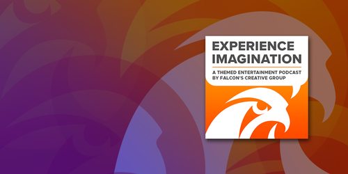 "Falcon's Creative Group Launches ""Experience Imagination"" Podcast Series"