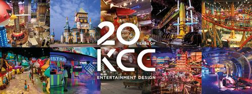 KCC Entertainment Design celebrates 20 years design and build of unique entertainment destinations!