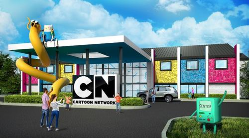 Cartoon Network invites its fan base onto LBE platforms