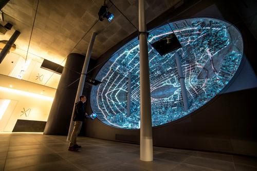7thSense Utilised at the XI Gallery for Intricate Projection Mapping of Lower Manhattan