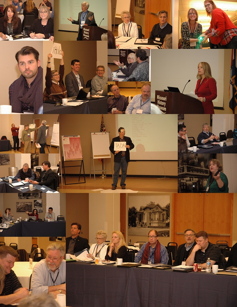 TEA leadership meets in Saint Louis for annual Strategic Planning