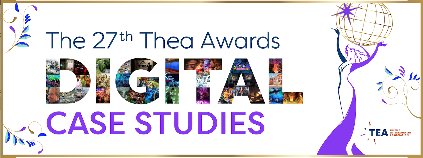 Experience the 27th Thea Awards Digital Case Studies! Episode 4 Airs September 9!