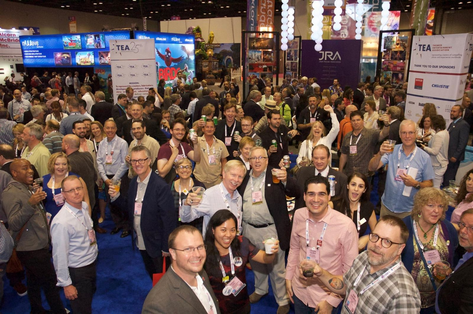Orlando: TEA at the 2017 IAAPA Attractions Expo - Eight ways to participate!