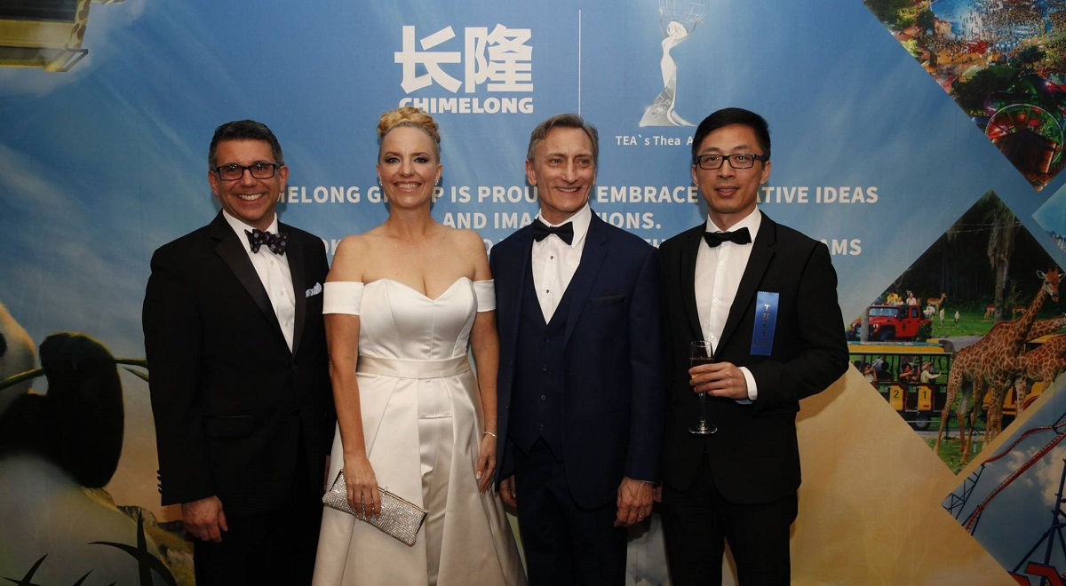 TEA International Board President Michael Blau shares his perspective on the Thea Awards