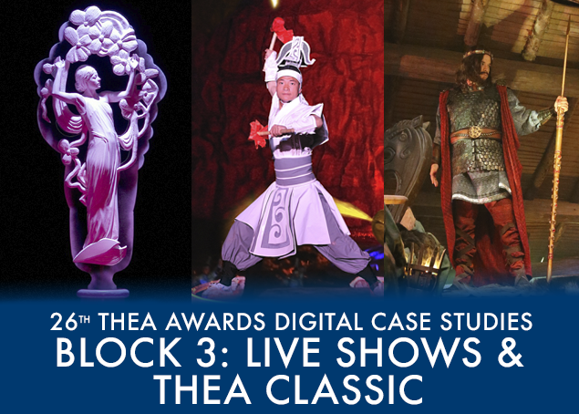 Thea Awards Digital Case Studies report - Session 3: Live Shows & Thea Classic