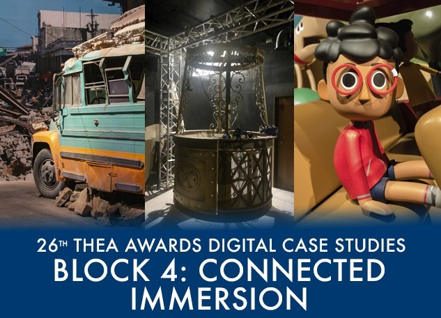 Thea Awards Digital Case Studies report - Session 4: Connected Immersion