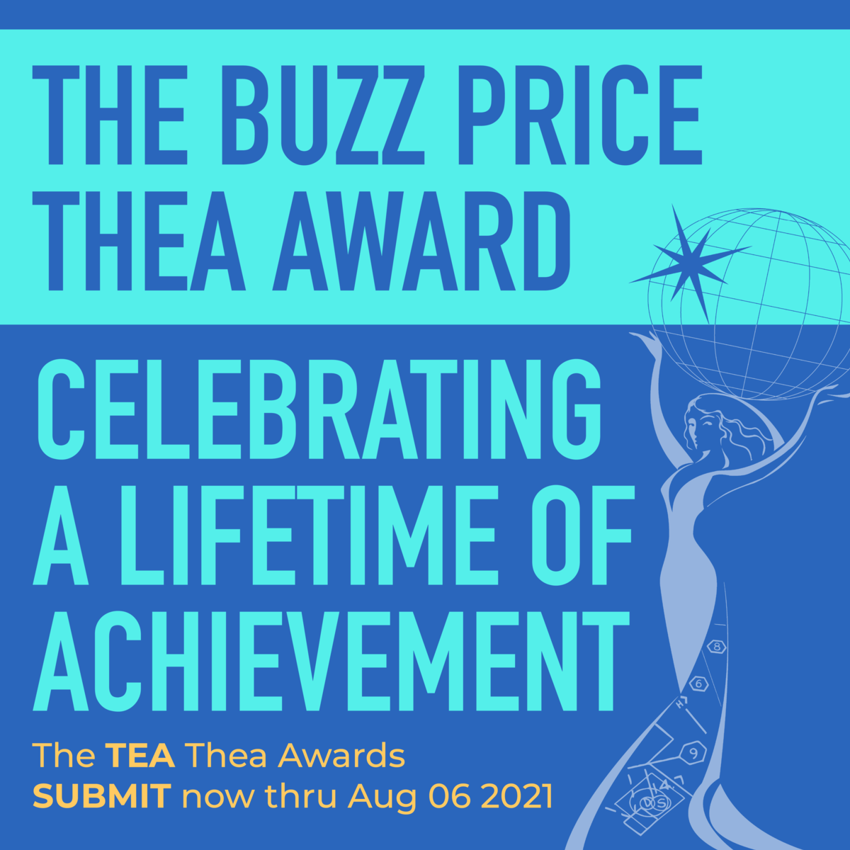 The Buzz Price Thea Award! Submissions due soon - by August 06, 2021!