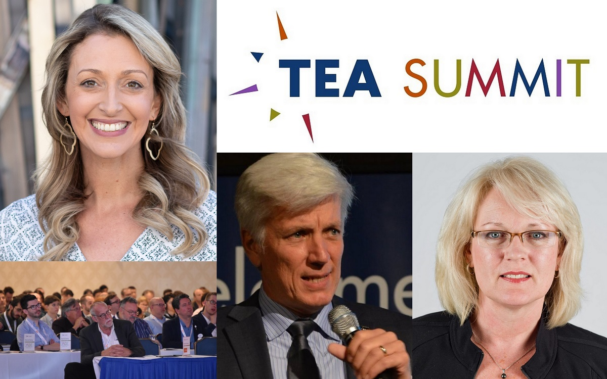 Meaningful connections: Co-chair Melissa Ruminot talks about TEA Summit 2020 - Day One
