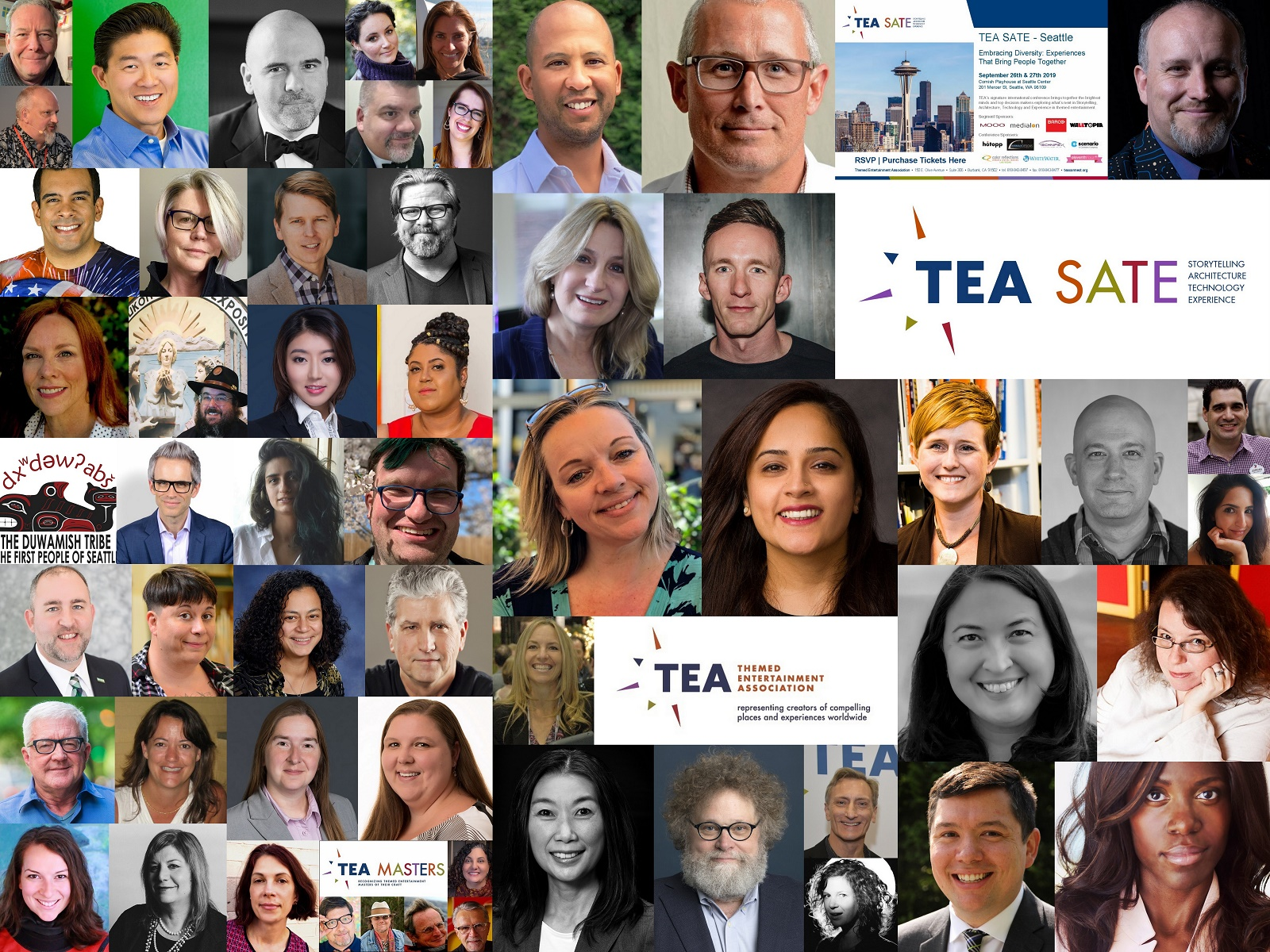 Speakers, sessions, schedule and more: TEA SATE - Seattle, 26-27 Sept 2019