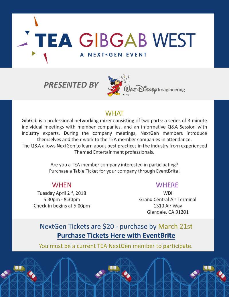 Successful TEA GibGab West serves 42 NextGen members and 21 member companies - Diane Buchwalder reports