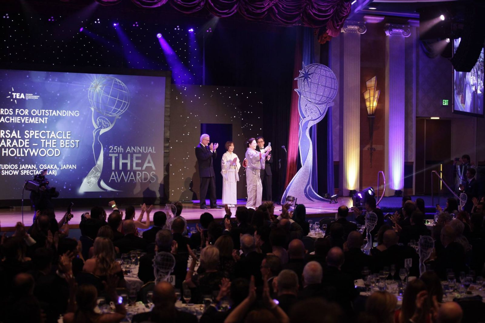 TEA call for Thea Awards nominations - deadline July 8, 2019