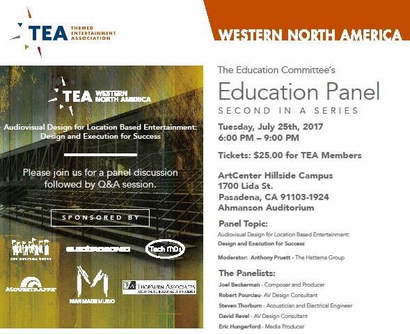 TEA Western North America Division continues new
