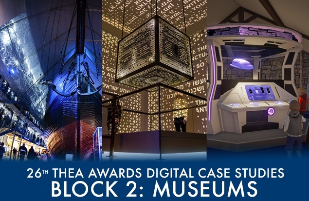 Thea Awards Digital Case Studies report - Session 2: Museums