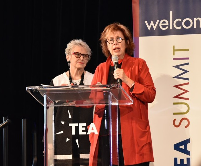 Education, creativity and inspiration: Thea Case Studies Day through the eyes of co-chairs Roberta Perry and Pat MacKay