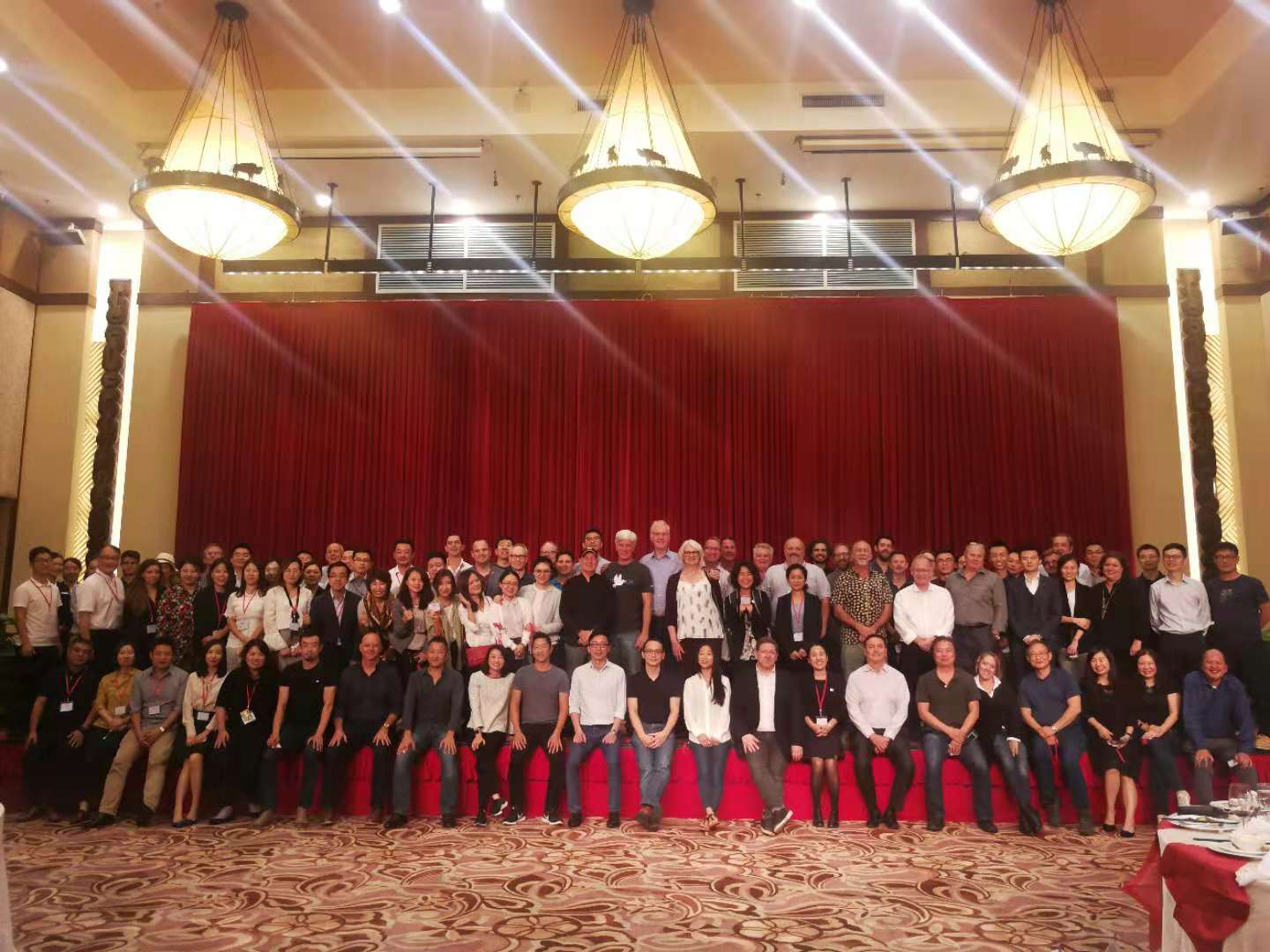 110 attend TEA SATE Asia - Chimelong