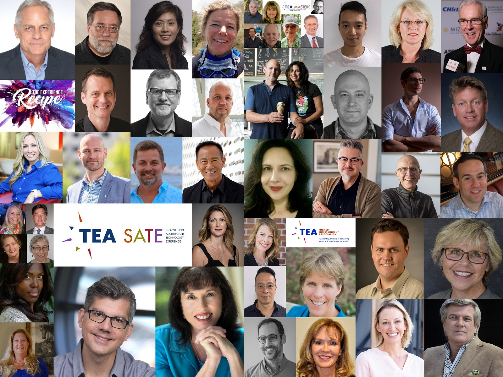 SATE IN ORLANDO - Speakers, sessions, schedule - TEA SATE Orlando - SeaWorld, 4-5 October 2018