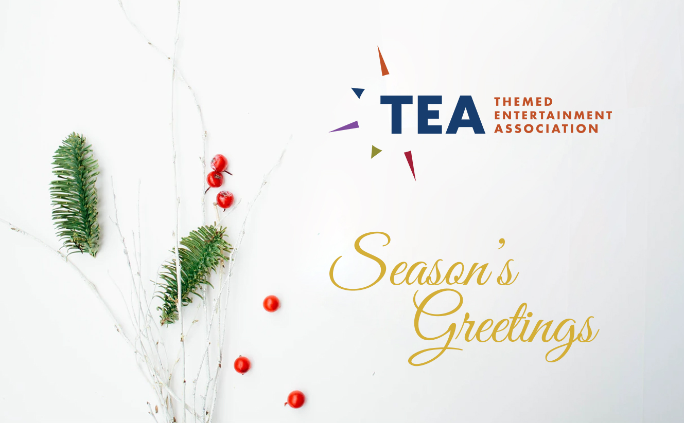 Season's Greetings from TEA and 2019 holiday closure dates