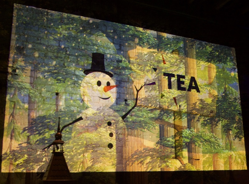 TEA celebrates the holidays! Los Angeles, Chicago, NYC, Orlando, London, Osaka