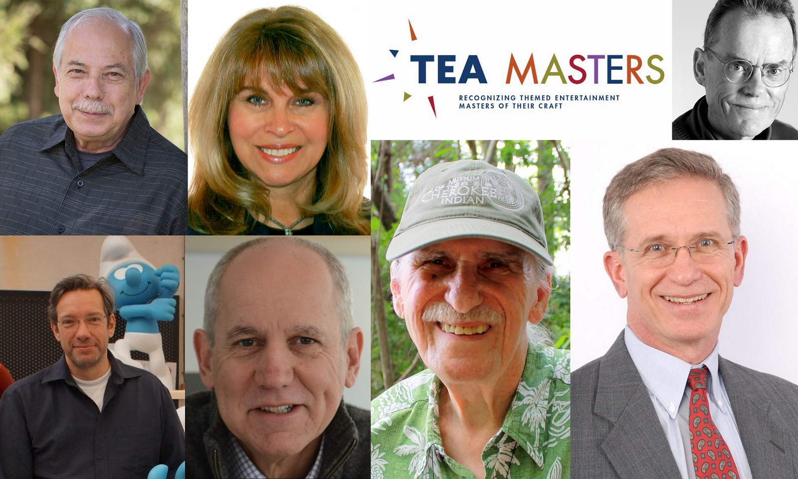 Inaugural slate of seven TEA Masters will be honored at 2018 TEA SATE Orlando - SeaWorld