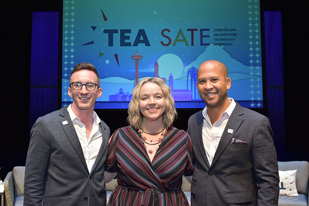 Over 300 attend TEA SATE - Seattle 2019 Conference on Experience Design