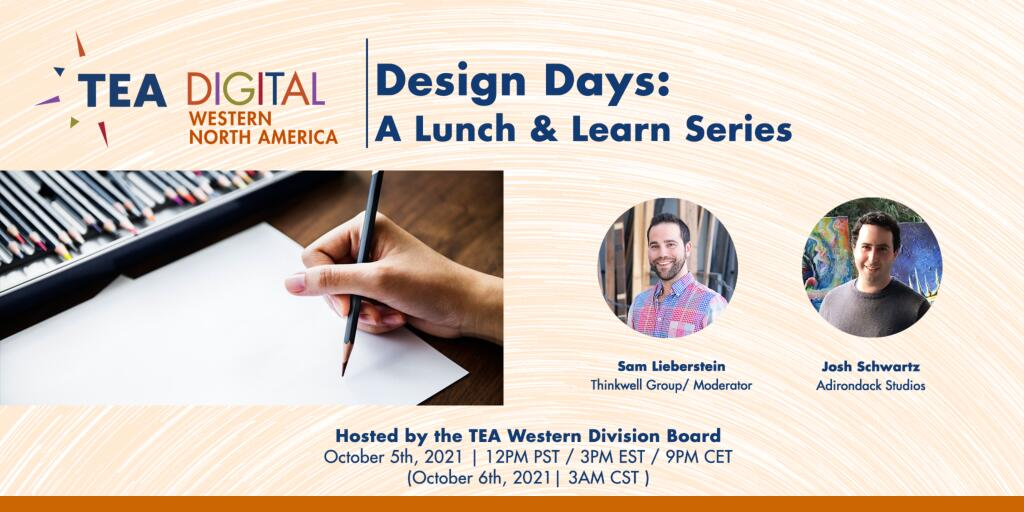 Design Days: A Lunch & Learn Series