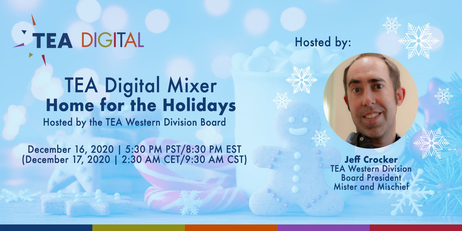 TEA Digital Presents: TEA Western Division Hosts - Home for the Holidays