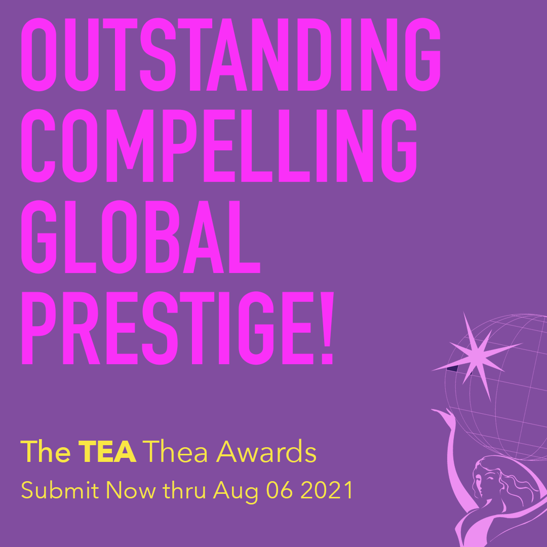 Thea Submissions - Open now through August 06, 2021