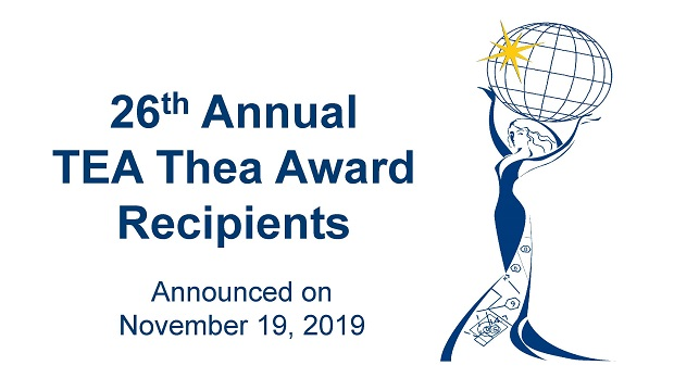 TEA has announced the 26th annual slate of TEA Thea Awards recipients!