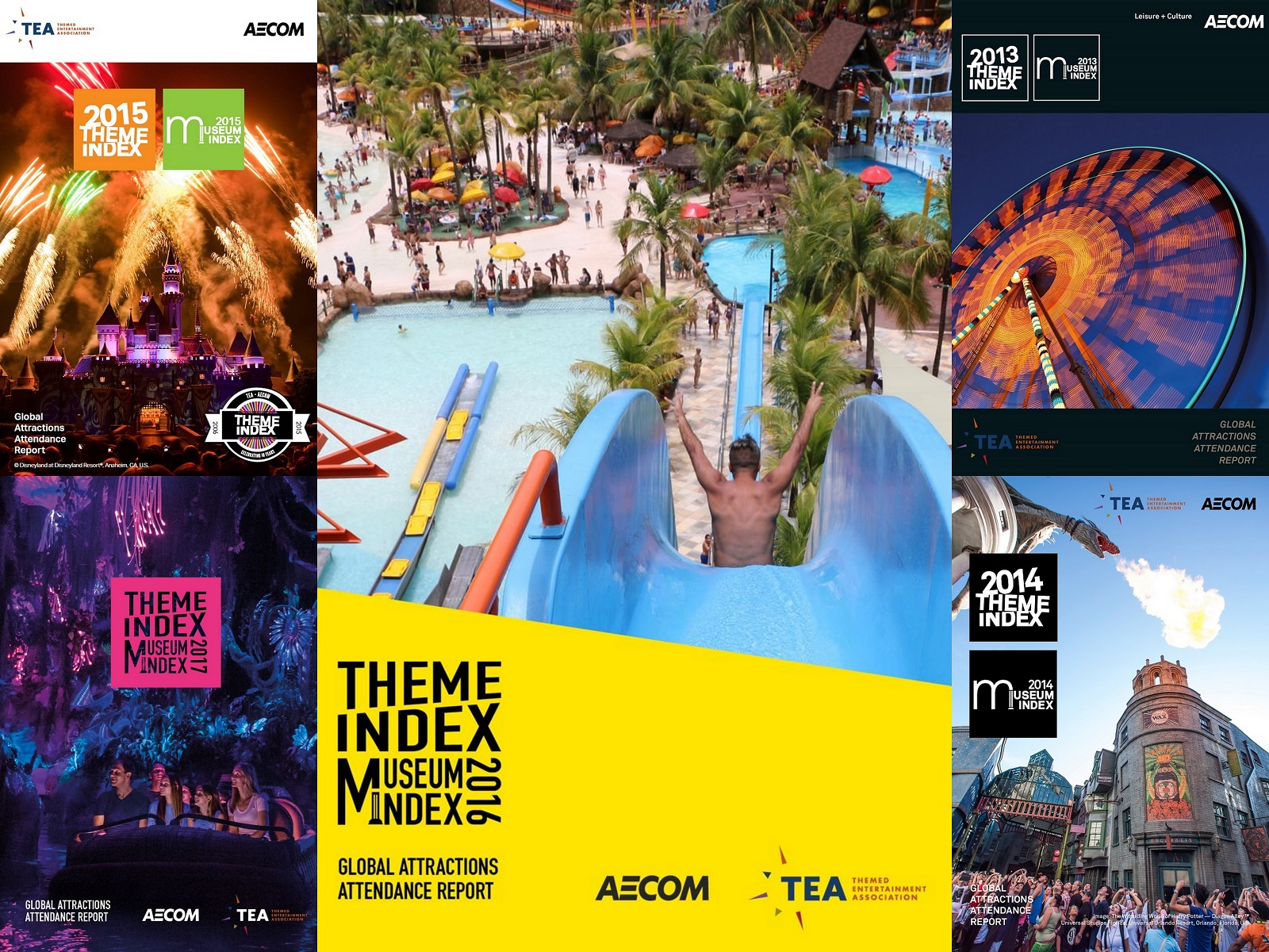 Looking for the new TEA/AECOM Theme Index and Museum Index?