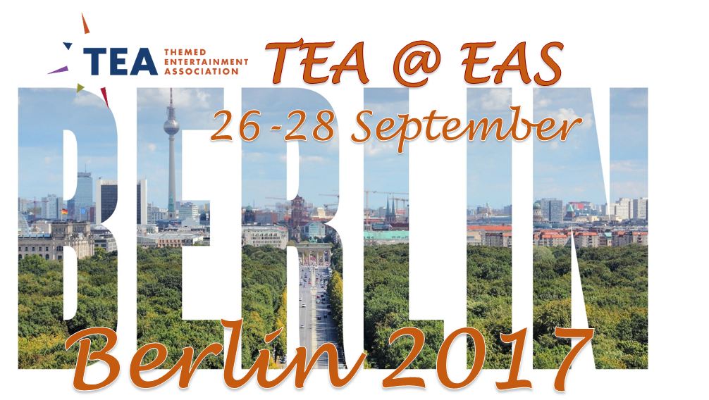 TEA @ EAS Berlin 2017