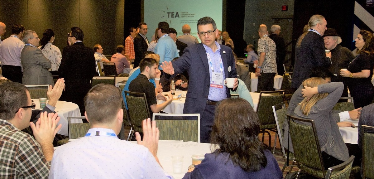 Michael Blau becomes TEA International Board President in November 2019
