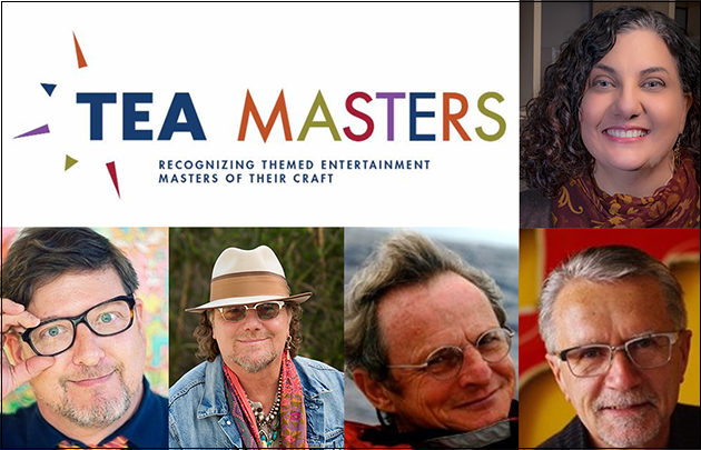 TEA Masters announced for 2019, to be honored at TEA SATE - Seattle